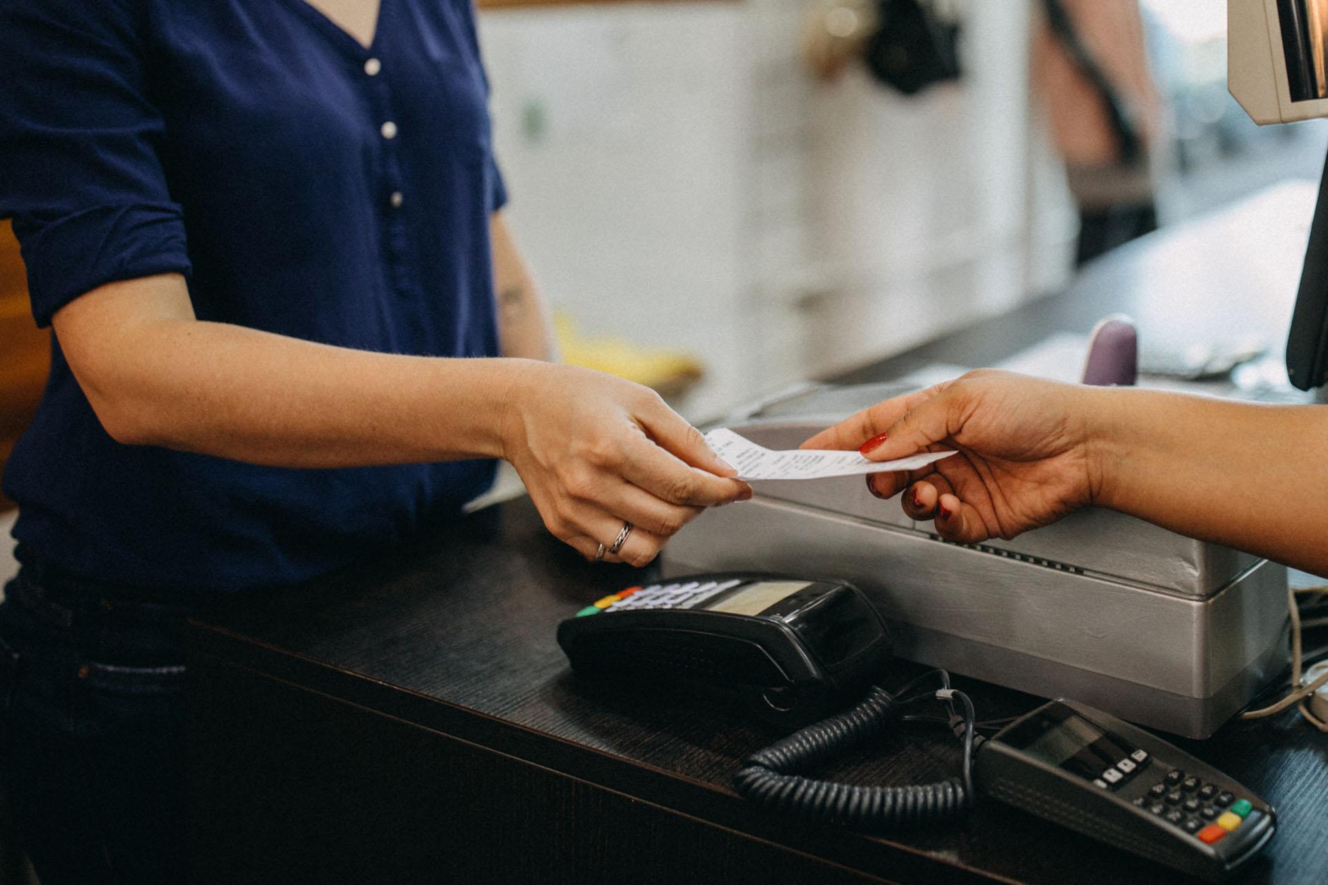 Einfache und gesetzeskonforme Lösungen für den Kassenhändler